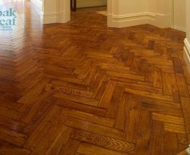 Traditional Oak Parquetry