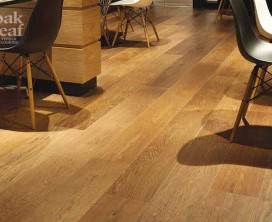 Contemporary Engineered Oak Flooring